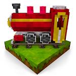 Craft Train Puzzle Adventures Icon