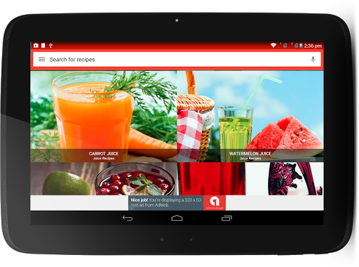 Juice Recipes for Android apk 9
