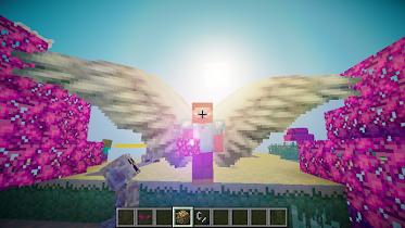 Angel Skins for Minecraft PE - screenshot thumbnail 02
