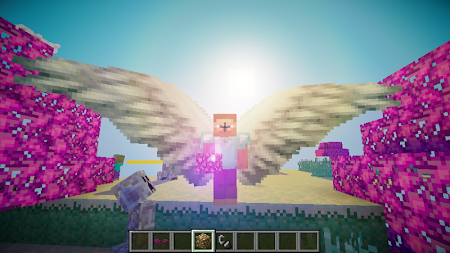 Angel Skins for Minecraft PE APK screenshot thumbnail 2