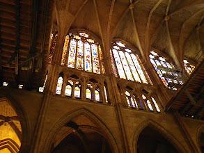 Photo: Voutes de la cathédrale