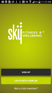 Sky Fitness and Wellbeing- screenshot thumbnail