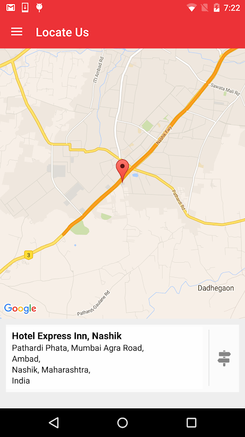 Express Inn- screenshot