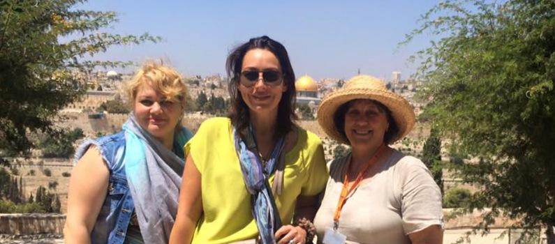 Отзав о гид в Израиле