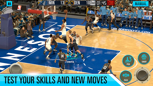NBA 2K Mobile Basketball 2.10.0.5218279 screenshots 3