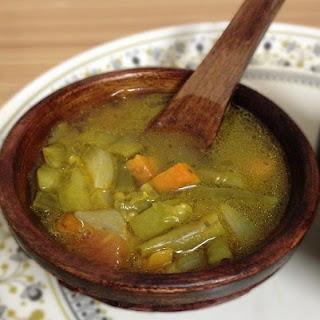 Mixed Bean Lentil Soup Recipes.