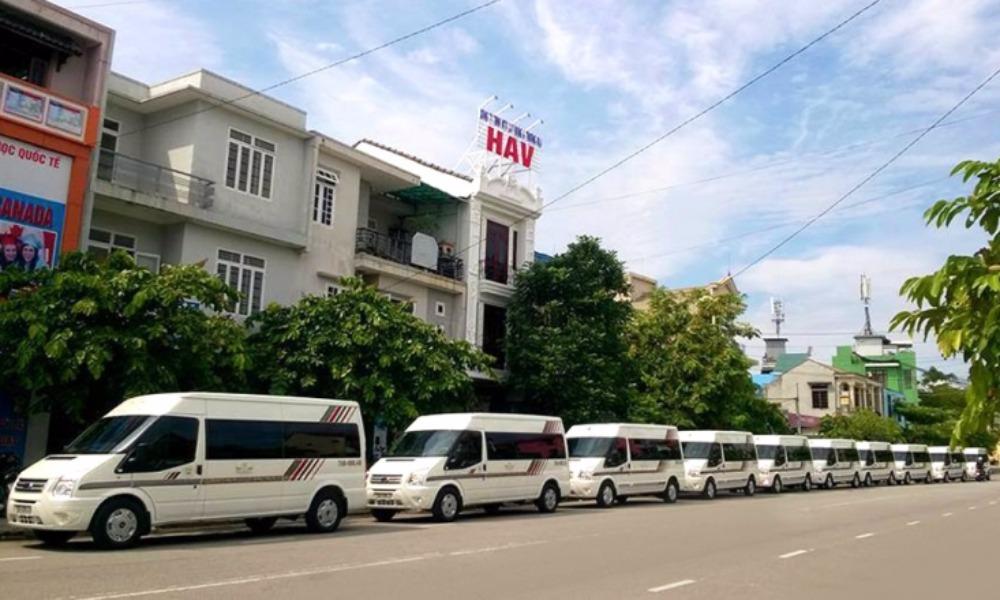 HAV Limousine đi Đà Nẵng