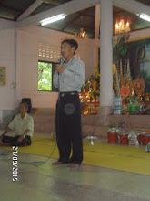 Photo: ขอบคุณชาวบ้าน ผู้นำชุมชน ที่ร่วมงานการศึกษา