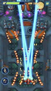 HAWK – Force of an Arcade Shooter. Shoot 'em up!- screenshot thumbnail