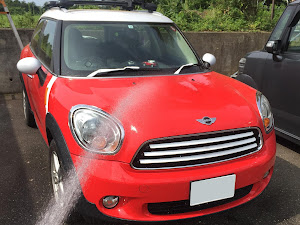 MINI  R60クロスオーバー アルカディアタクシー仕様のカスタム事例画像 🍀ふうさん🌿【⚓️ARCADIA⚓】さんの2020年08月09日09:53の投稿
