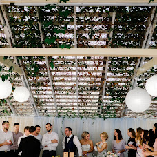 Fotógrafo de bodas Dmitriy Feofanov (AMDstudio). Foto del 25.01.2018