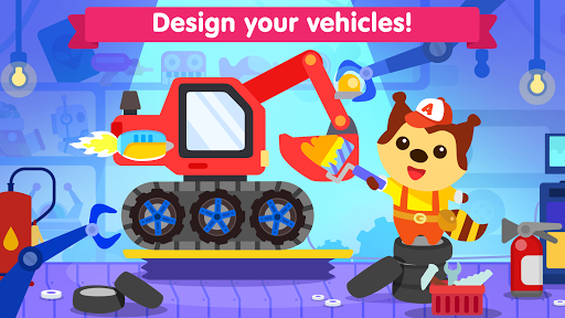 Car game for toddlers: kids cars racing games Apk 2