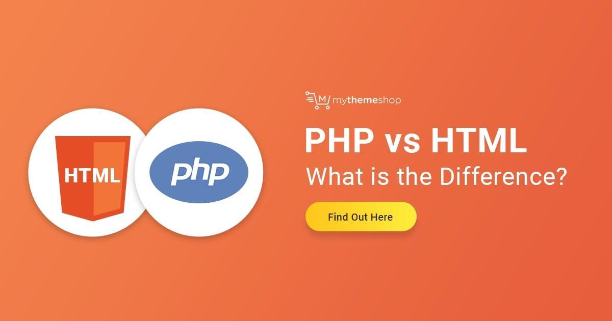 HTML Vs PHP : 8 Perbedaan HTML Dan PHP Yang Perlu Anda Ketahui ...