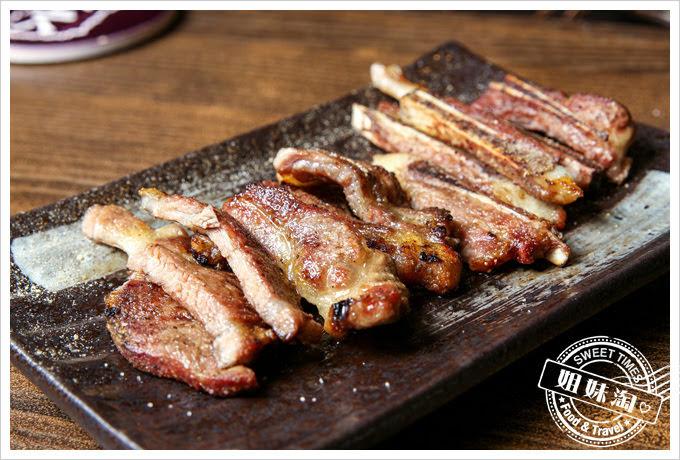 一九二八燒肉總鋪椒鹽豬肋排
