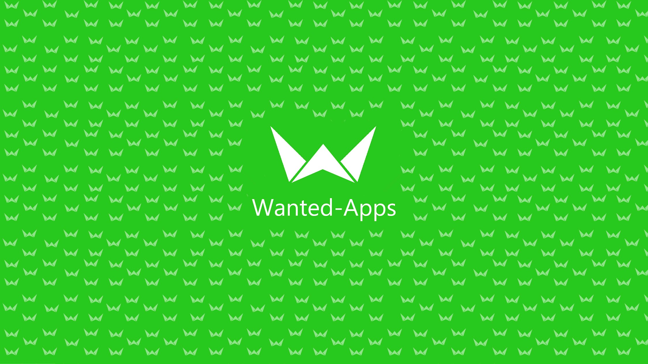 Wanted-Apps