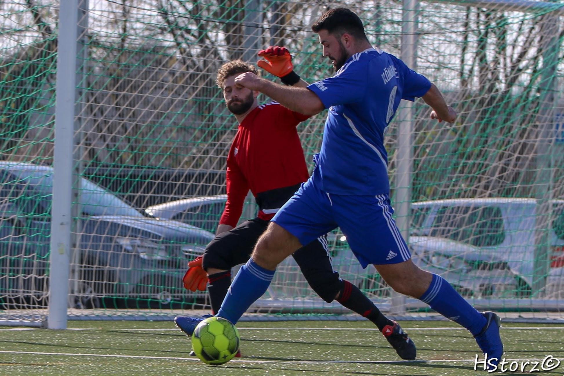 Freundschaftsspiel SV Hochdorf II – TVK II  1:5