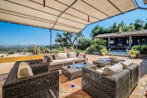Village of Grimaud Villa With Views of St Tropez in saint-tropez