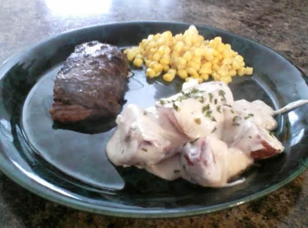 Creamy Ranch Potatoes Recipe