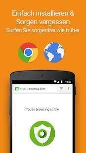 sicherheits app für handys kostenlos