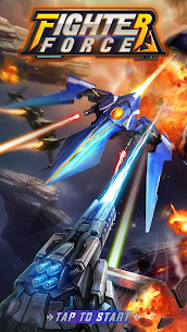 Galaxy Wars – Fighter Force 2020 8