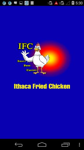 Ithaca Fried Chicken