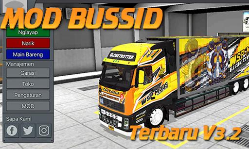 Bussid Mod Buss Truck Mobil 1.5 screenshots 1