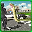 Anaconda Snake Rampage 2021: Wild Animal Attack icon