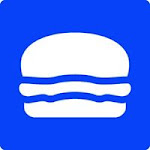 Logo for Square Burger