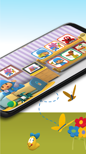 Pocoyo House: Videos, Books and Games 2.8.4 app download 2