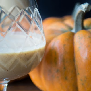Homemade Pumpkin Liqueur