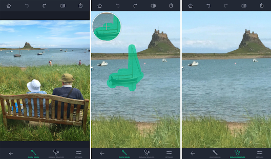 Download Full Touch Retouch - Remove Unwanted Objects Guide 1.0.0 APK