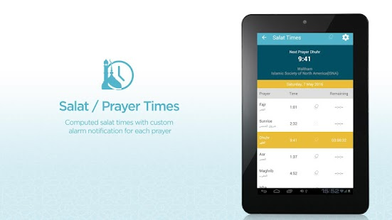FaceKaaba: Iqama Prayer Times- screenshot thumbnail