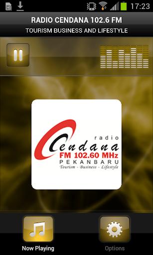 RADIO CENDANA 102.6 FM
