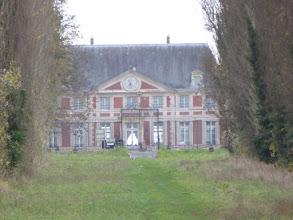 Photo: le château de Guermantes