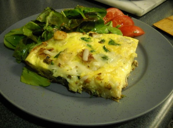 Steak & Potato Frittata Recipe