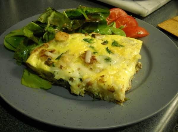 Steak & Potato Frittata Recipe