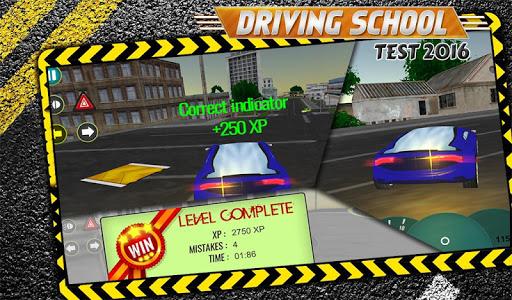 Driving School Test 2018 3D  {cheat|hack|gameplay|apk mod|resources generator} 5