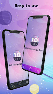 App Custom S10 Navibar – Note 10 Navigation Bar APK for Windows Phone