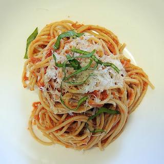 Spaghetti Marinara Without Tomato Sauce Recipes.