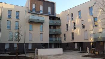 Appartement 2 pièces 43,61 m2