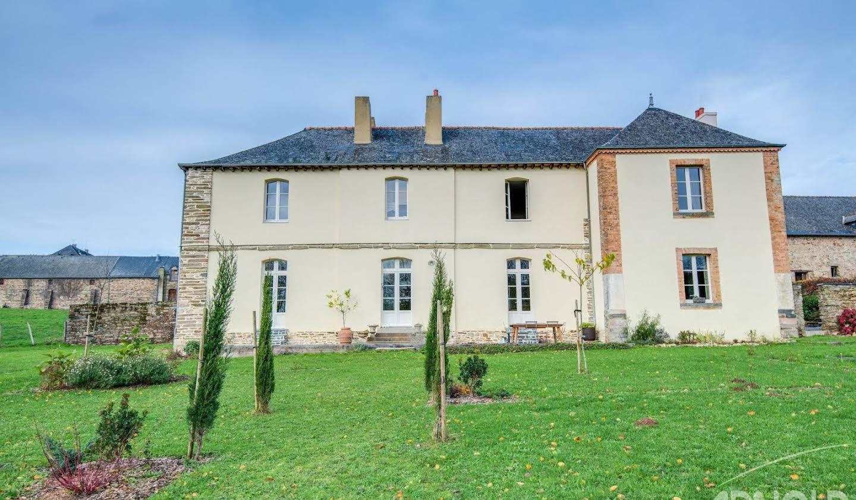 Propriété avec jardin Bain-de-Bretagne