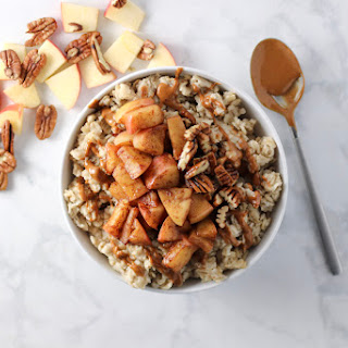 Apple Cinnamon Oatmeal Recipe