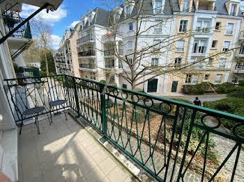 Appartement meublé 2 pièces 45,28 m2