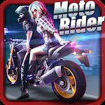 Moto Rider 3D: City Mission Icon