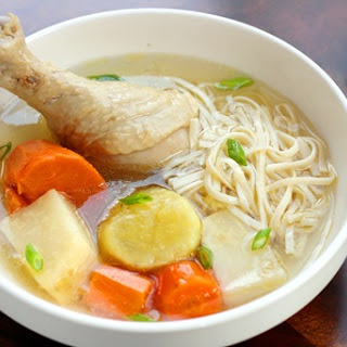 Nurit's Chicken Soup