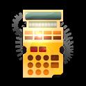 Steampunk Calculator HD icon