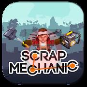Scrap Mechanic Game Building Simulator machine