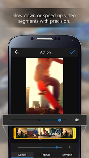 ActionDirector Video Editor - Edit Videos Fast  screenshots 3