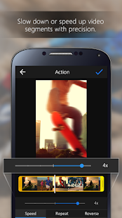 Actiondirector video editor edit videos fast android apps on actiondirector video editor edit videos fast screenshot thumbnail ccuart Choice Image
