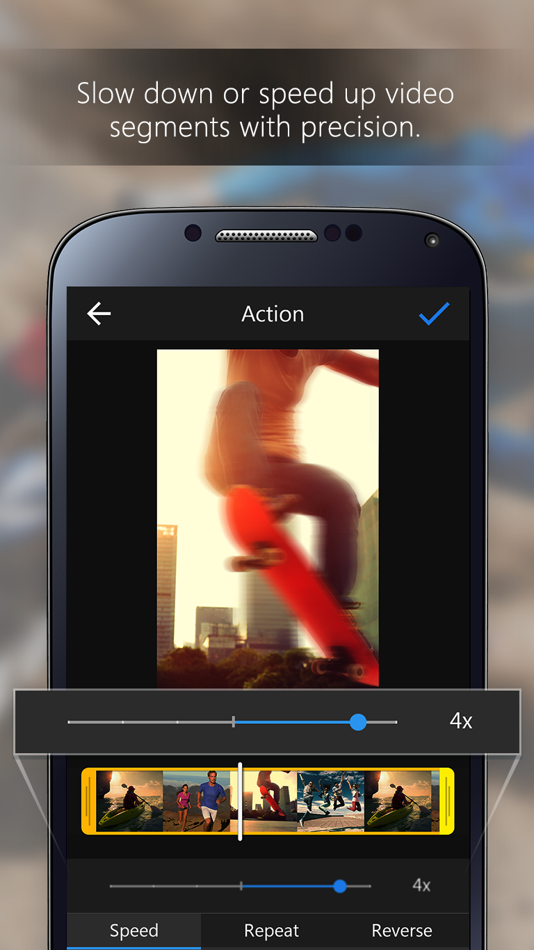 ActionDirector Video Editor - Edit Videos Fast Screenshot 2